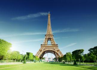Historie Eiffelovy věže