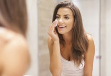 Odstranění make-upu