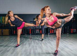 Fitness kickbox