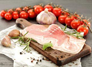 Krůtí slanina