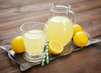 Šťáva z citrónu