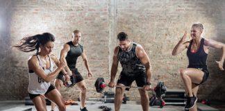 intenzivní trénink