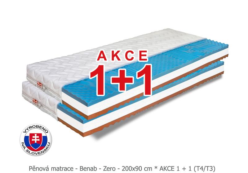 Pěnová matrace - Benab - Zero - 200x90 cm