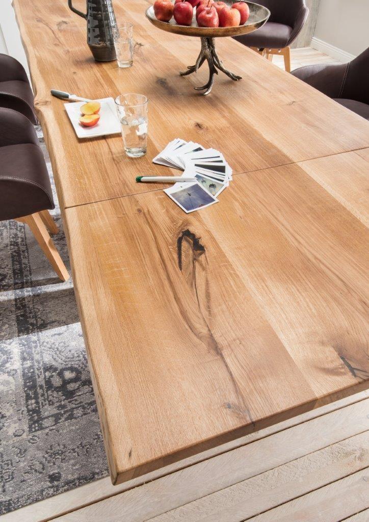 Masivní stůl WoodArt
